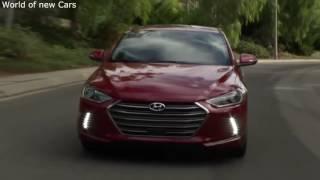 Hyundai Elantra AD (J6) / Тест драйв
