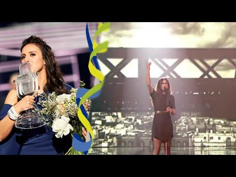 Eurovision 2017 - France - Alma - Requiem - First Live At Ukraine National Final - Евровидение 2017