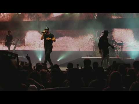 Sam Hunt - Raised On It - Klipsch Music Center 6-2-17