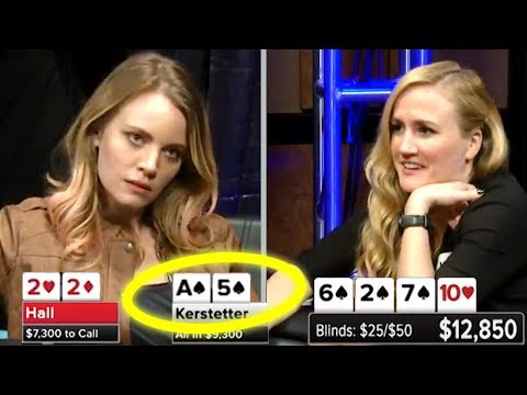 FLUSH vs. SET - It's A Trap! | S5 E47 Poker Night in America