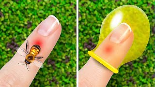 Insanely Cool Camping Gadġets That Will Surprise You by 5-Minute Crafts LIKE