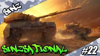 DECENT DEFEATS! (Comet & Centurion 7/1 Gameplay) - World of Tanks Console | SiNzsational #22