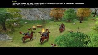 Empires: Dawn of the Modern world cutscenes (Richard Lionheart campaign)