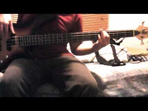 River Deep Mountain High by Glee - Bass Cover