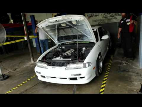 LS2 Swapped S14 240 Making 451HP