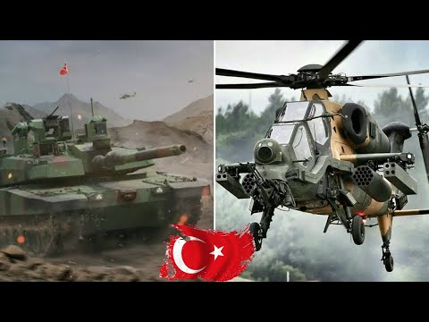 Türk Ordusunun Son Teknoloji Yerli Üretim 10 Milli Savaş Makinesi