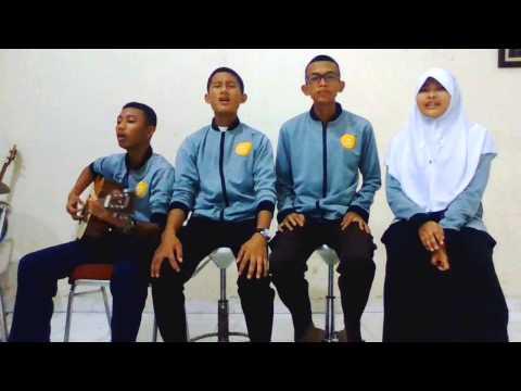 Song Cover Sebiru Hari Ini by Harmoni