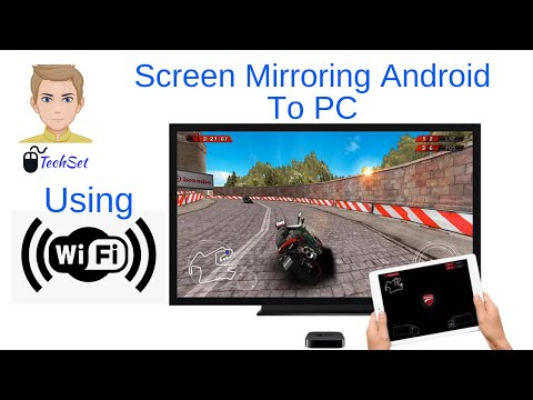 How To Mirror Android Screen To PC