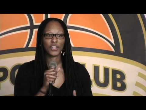Chamique Holdsclaw talks about her time as a Lady Vol