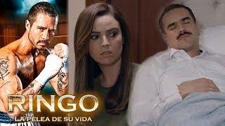 Ringo - Capítulo 42: Diego finge una enfermedad para retener a Julia | Televisa