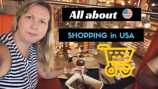 Shopping in USA 🇺🇸  It