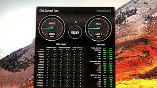 imac 2011  2 x ssd raid 0 vs original hd speed