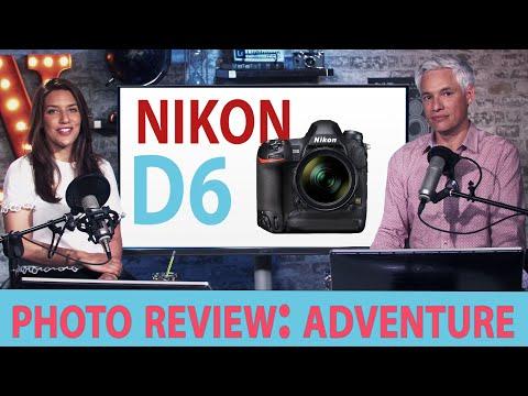 Nikon D6 beats Canon & Sony, ADVENTURE Photo Reviews!  (TC LIVE) thumbnail