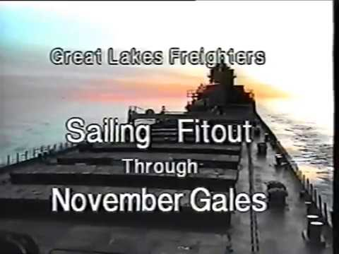 Gales of November Great Lakes Ships
