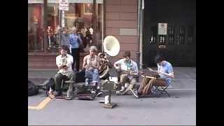 New Orleans blues, jazz, n