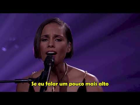 Alicia Keys -  Brand New Me (Legendado)