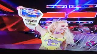 Wwe extreme rules Carmella retiene el campeonato femenino de SD live