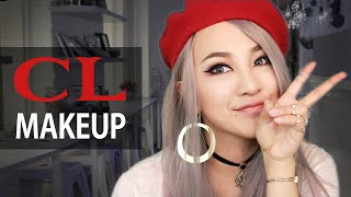 (ENG) 2NE1 씨엘 메이크업 CL inspired makeup tut | SSIN