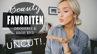NEUE BEAUTY FAVORITEN Drogerie & High End (ungeschnitten)