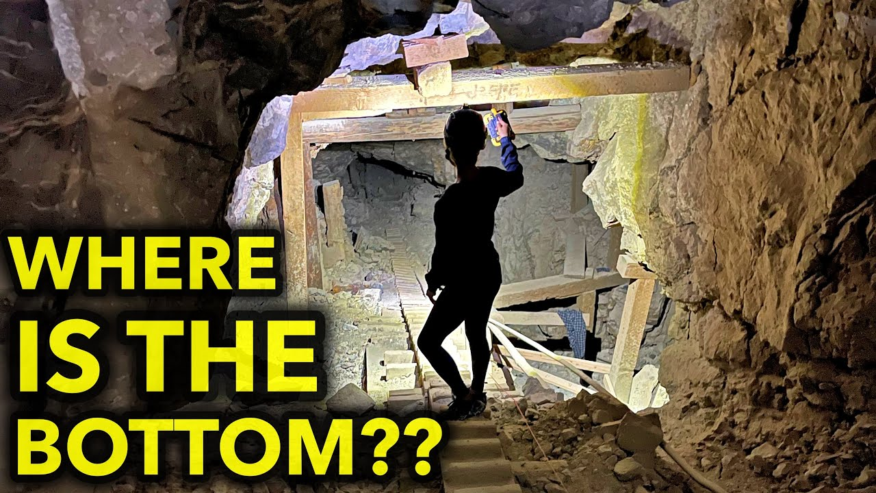 The Bottomless Mine!