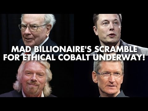 Multinational Conglomerates Cobalt's Pursuit: Bryan S., First Cobalt