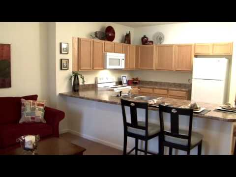 Pinnacle Pointe Rental Community: 1 Bedroom Floorplan
