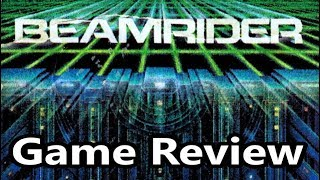 Beamrider Atari 2600 Review - The No Swear Gamer Ep 522