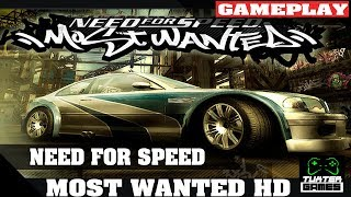 Need for Speed Mosat Wanted HD Linux Tutorial