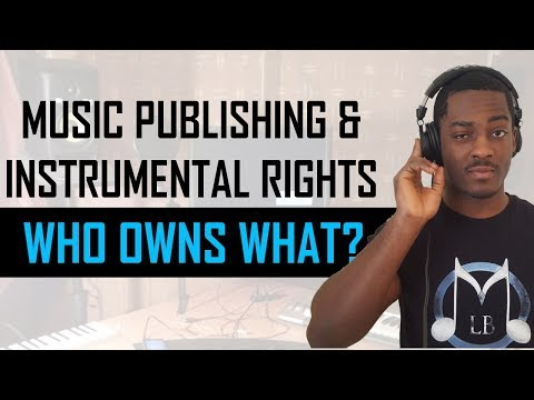 Music Publishing splits and instrumental contracts