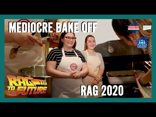 Mediocre Demon Bake Off | RAG 2020