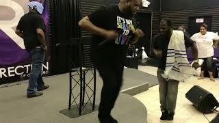 Korey Mickie at Resurrection Of Goldsboro Praise Break (Part 2) screenshot 4