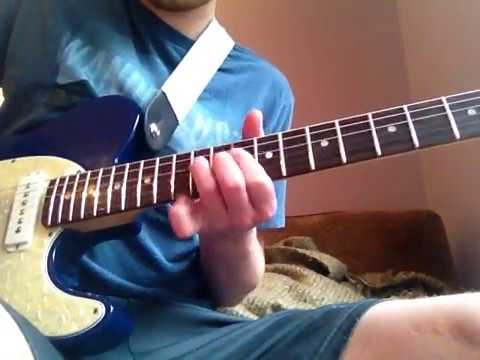 All U Can Eat by Ben Folds Guitar Solo