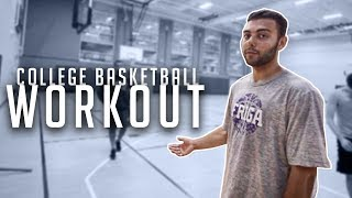 BASKETBALL WORKOUTS THAT WILL GET YOU TO THE NEXT LEVEL?!