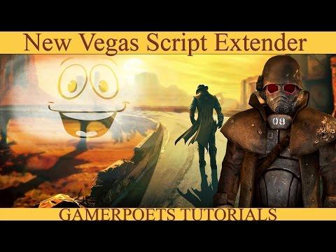 NVSE : New Vegas Script Extender
