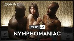 NYMPHOMANIAC   Joe bittet Jerôme um ihre Entjungferung   Clip