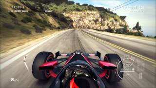 "GRID Autosport - ""Golden Coast"" achievement"