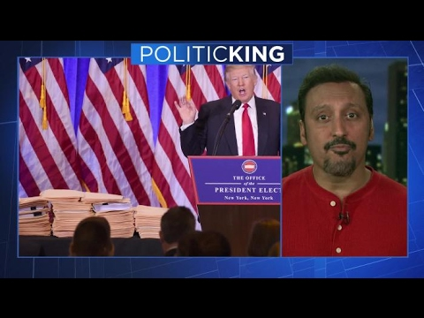 Aasif Mandvi on PoliticKING | Larry King Now | Ora.TV