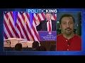 Aasif Mandvi on PoliticKING Larry King Now Ora TV
