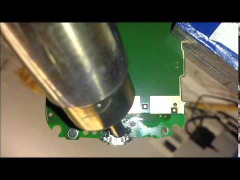 Reparar o cambiar conector de carga Alcatel One Touch Fire