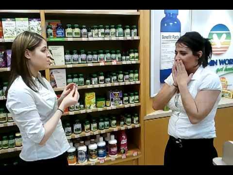 vitamin world proposal