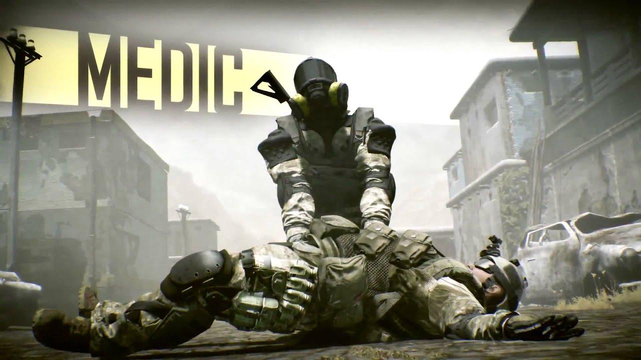 Видео Warface Trailer HD