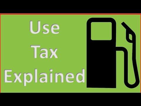 Use Tax Explained