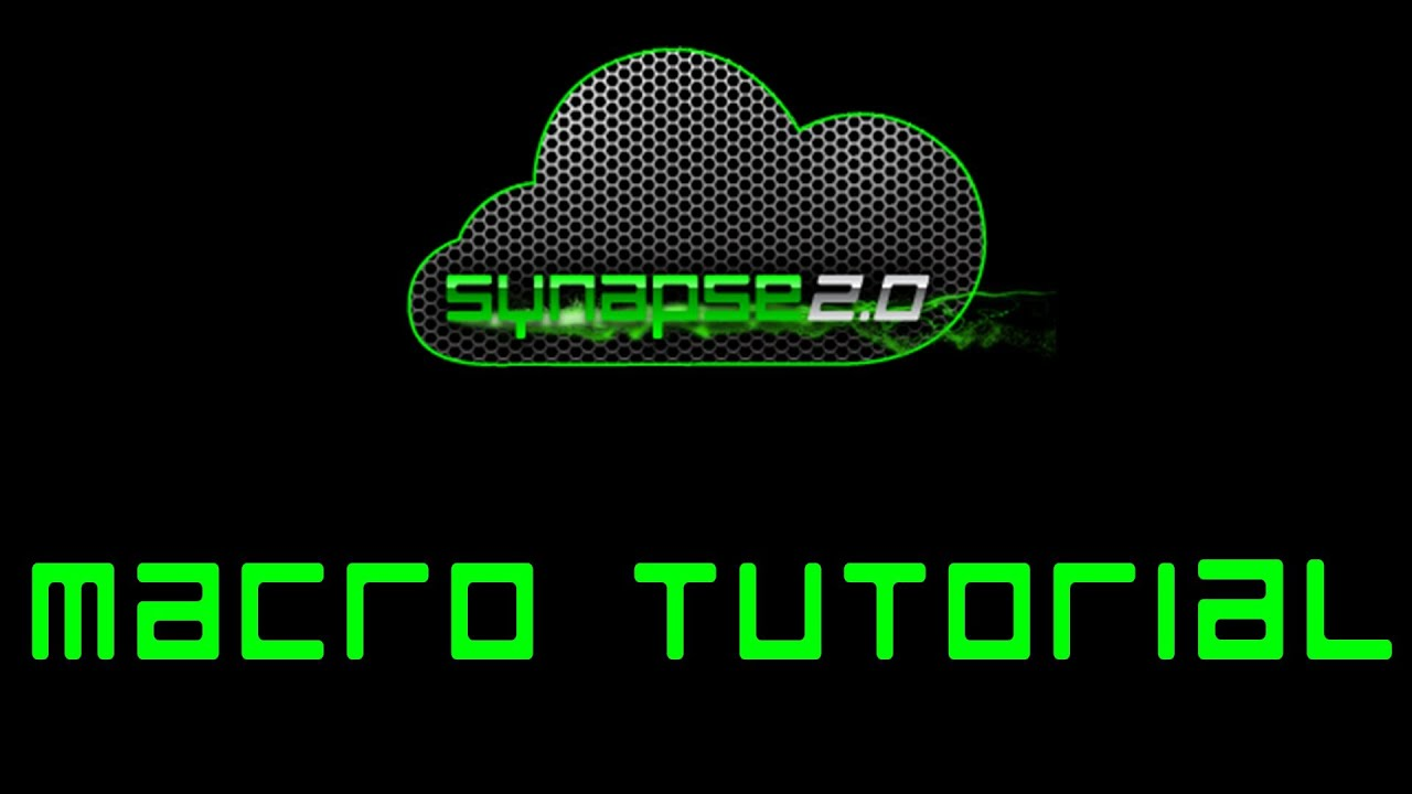 How To Make Macros In Razer Synapse 2 0 (Mouses, Keyboards And More)