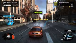The Crew 1080P,60FPS   free drive 1080 p, 60 FPS Framerate