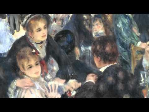 05   Impressionism   16   Renoir, Moulin de la Galette