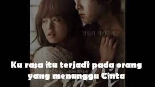 Park Bo Young   My Prince  A Werewolf Boy OST lirik