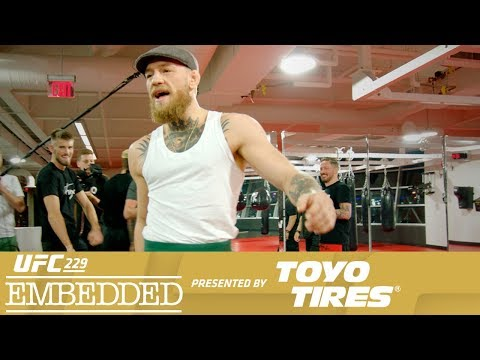 UFC 229 Embedded: Vlog Series - Episode 1