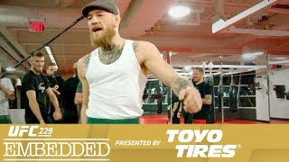 Download UFC 229 Embedded: Vlog Series - Episode 1 Mp3 and Videos