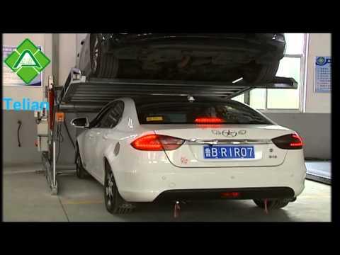 Tilting parking lift-Qingdao Telian Machinery Co.,Ltd