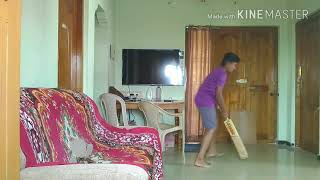 Funny cricket match ( football vz cricket)